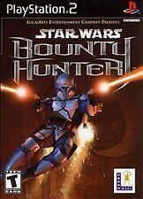 Star Wars: Bounty Hunter (Sony PlayStation 2, 2002) -