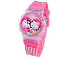 New Fashion Trend Hot Sale Hello Kitty Children's cartoon watch for Kid
