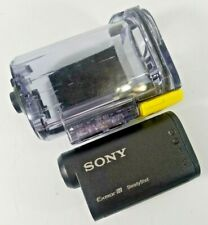 Sony HDR-AS15 1080p Action WiFi Camera + Waterproof Case