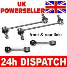 BMW E46 98-05 FRONT & REAR Stabilizer Drop Link Rods x4