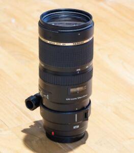 Tamron SP 70-200mm F/2.8 Di VC USD A009 For Canon Camera Lens