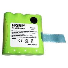 HQRP Batería para Midland BATT8R; LXT-300 LXT-300VP3 LXT-315VP3 LXT-480 LXT-490