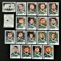 Panini WM 2010 Slowenien Slovenia Mannschaft Team Complete Set World Cup WC 10