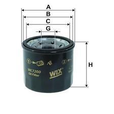 Filtro de aceite WIX X118|PF57|X165|X597|PF1237|15400PJ7015|