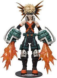 McFarlane Toys My Hero Academia Katsuki Bakugo Action Figure 7in