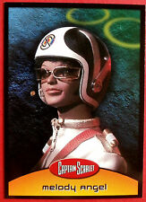 CAPTAIN SCARLET - Card #30 - Melody Angel - Cards Inc. 2001