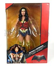 "DC COMICS MULTIVERSE, WONDER WOMAN Movie FIGURE, 12"" 30cm Batman V Superman BNIB"