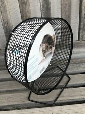 New You & Me Hamster Gerbil Rat Guinea Pig Chinchilla Exercise Wheel, 8.75""