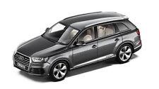 AUDI Q7 4M modello auto 1:43 MODELLO 2015 grigio grafite grigio - 5011407633