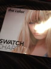 Paul Mitchell The Color Formulation Hair Color Chart Newest!