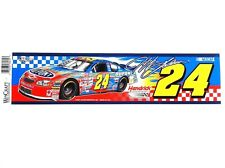 Jeff Gordon #24 Dupont (2001) Bumper Sticker/Strip (Nascar)(Wincraft)