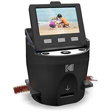 KODAK SCANZA Digital Film & Slide Scanner – Converts 35mm, 126, 110, Super 8 & 8