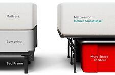 Sleep Master SmartBase Deluxe Mattress Foundation Platform Bed Frame Box Spring