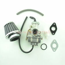 Carburetor With Air Filter Fuel Filter Fits Honda XR80 XR80R 80 1985-2003 New E3