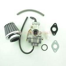 Carburetor With Air Filter Fuel Filter Fits Honda XR80 XR80R 80 1985-2003 New