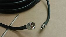 US  MADE     LMR-400(CNT-400)  N Male to SMA Male   100 FT  Antenna Coax  Cable
