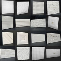 3D PE Foam DIY Brick Stone Embossed Wall Paper Wall Stickers Wall Panels Decor