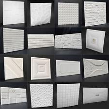 3D PE Foam DIY Brick Stone Embossed Wall Paper Wall Stickers Wall Panels Decor