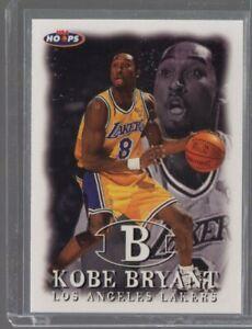 1998-99 NBA Hoops Kobe Bryant #1