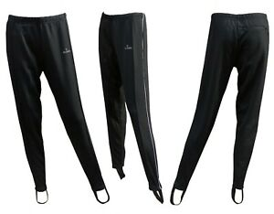ACCLAIM Sydney Ladies Cycling Keep Fit Non Padded Stirrup Trackster Leggings