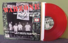 """Warzone/Cause For Alarm """"split"""" 10"""" Orig /500 OOP Cro-Mags Agnostic Front Judge"""