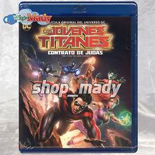 Los Jovenes Titanes - Contrato De Judas Blu-ray Región A