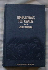 ONE OF JACKSON'S FOOT CAVALRY--Worsham-- Experiences during the War 1861-65