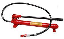Hydraulik Handpumpe mit Pumpstange 20 to. für Richtsatz Spreizer Druckzylinder