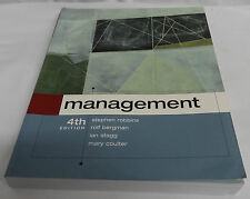 BOOK - MANAGEMENT 4TH EDITION - STEPHEN ROBBINS