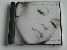 Mariah Carey - Music Box (CD Album 1993) Used very good