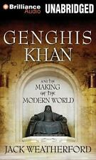 Genghis Khan and the Making of the Modern World (MP3)