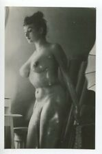 Erica By Harrison Marks Burlesque Nude Model 1950 Original Nude Photo  B7587