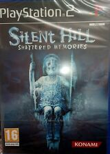 Silet Hill Shattered Memories PS2