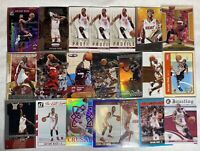 21 Card Dwyane Wade Lot - Upper Deck SP SPX #d Flair Optic Prizm MIAMI HEAT🔥🔥