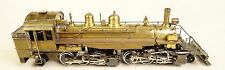 NORTHWEST SHORT LINE #11 BRASS 2-6-6-2 MALLET LOCO & TENDER-EX+ IN ORIG. BOX!