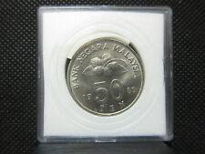1989 - Mint State Uncirculated - 50 Sen - Semi Key Date