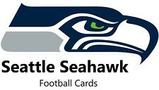 You Pick Your Cards -  Seattle Seahawks Team - NFL Football Card Selection