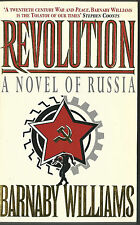 Revolution by  Barnaby Williams PB Signed