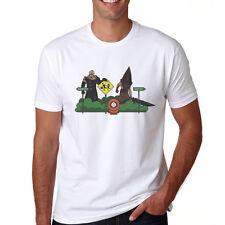 RESIDENT EVIL SILENT HILL SOUTHPARK funy Mashup T-shirt S M L XL 2XL 3XL Kenny