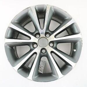 "Volvo OEM 17""x7.5 SIRONA Alloy Rim Wheel 31280005 for C30 C70 06-13"