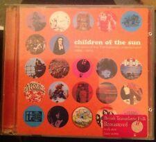 Children Of The Sun: The Story Of The Transatlantic Underground 1968 - 1973 CD