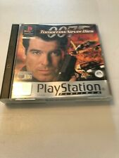 007 Tomorrow Never Dies, PS1, PlayStation 1, Classic Game