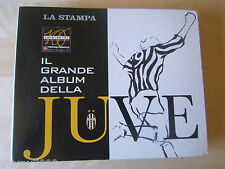 IL GRANDE ALBUM DELLA JUVE=1897-1997=180 SCHEDE =EDITO DALLA STAMPA DI TORINO
