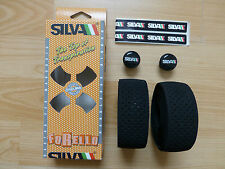 Fahrrad Lenkerband, Silva Forello Rennrad Lenkerband schwarz soft touch