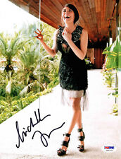 Michelle Forbes SIGNED 8x10 Photo Chicago Fire True Blood PSA/DNA AUTOGRAPHED