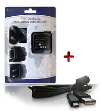 KODAK EASYSHARE M320 / M340 / M341 / M380 DIGITAL CAMERA USB BATTERY CHARGER K20