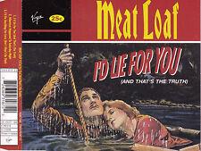 MEAT LOAF I'd Lie For You CD Single - New