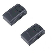 2x Wireless Remote Control Vibration Alarm Car Motor Bike Window Door Security