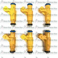 Motor Man | 0280155900 XL2E-A1C Bosch Fuel Injector Set | Ford Explorer 4.0L
