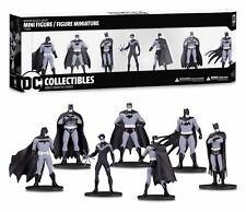 Batman Black & White 7er-Pack Box Set Figuren 10 cm DC Collectibles Statue
